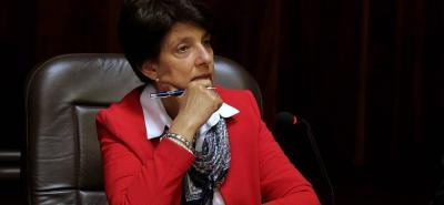 Cristina Pardo, magistrada de la Corte Constitucional.