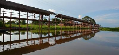 La actividad se estará desarrollando en este punto, el más turístico de El Llanito durante todo el día y se espera una asistencia masiva de los barranqueños.