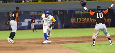 Colombia empezó a cuajar la victoria desde el primer episodio.