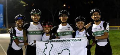 Nacional Interligas se tomó Bogotá 'sobre ruedas'