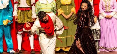 Los actores vendrán desde Bucaramanga para mostrar su obra de teatro en el club Infantas.