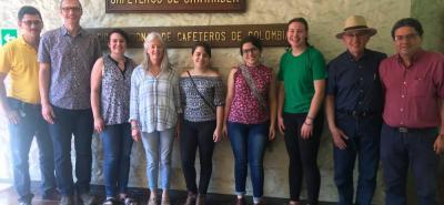 Expertos internacionales recorrieron la región santandereana para captar los sabores del café de distintas fincas. Varios municipios fueron visitaros, entre ellos Socorro.