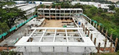El megacolegio Facundo Navas será una de las instituciones que brindará desarrollo educativo en el municipio.