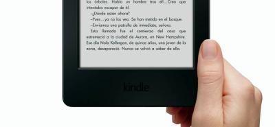 Kindle Paperwhite, más delgado y resistente al agua