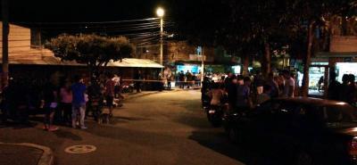 Policía investiga asesinato de dos personas en Floridablanca
