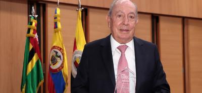 Jaime Bernal Cuellar.