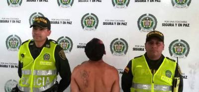 Capturan al presunto responsable del incendio en el norte de Bucaramanga