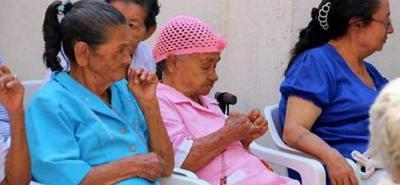El proyecto que tiene un valor por mil millones de pesos beneficiará a más de 100 adultos mayores de El Refugio.