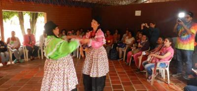 Con actividades culturales, la fundación busca que los niños con discapacidad tengan un espacio recreativo.