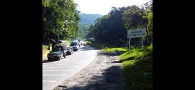 Pese a los reductores de velocidad en los extremos del sector El Derrumbe de San Gil y la instalación de un puesto de control, en la Alcaldía ratifican como necesarias las rampas de frenado.
