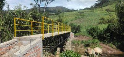 La alcaldía de Ocamonte anuncia que también espera la adjudicación por parte del Gobierno regional, de la pavimentación desde el sector el Alto a la vereda Aguafría.