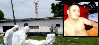Los tatuajes en los brazos fueron determinantes para que los familiares de Hugo Vargas despejaran cualquier duda sobre la identidad del cuerpo hallado ayer.