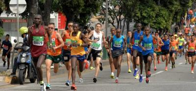 Bucaramanga se convierte en epicentro del atletismo