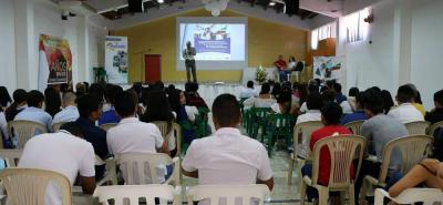 El ejercicio hizo parte de una investigación-acción que se denomina 'Producción de Sentidos en medios Comunitarios', vinculando las emisoras comunitarias y medios abiertos a fomentar espacios solidarios.