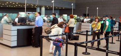 La llegada de visitantes extranjeros son provenientes principalmente de EE.UU., Argentina, Brasil, México y Ecuador.