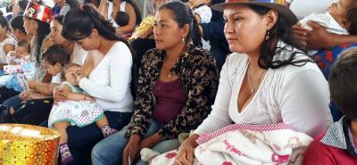 El alcalde de Los Santos, Jaime Arenas Rueda, señaló que el programa fue diseñado para madres del sector rural, que cuentan saberes ancestrales con los que se puede crear empresa.