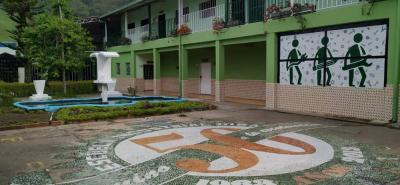 Los tres mejores puntajes de las Pruebas Saber 11 del municipio de Oiba los obtuvo la Escuela Industrial. Una institución rural que forma a más de 800 estudiantes.