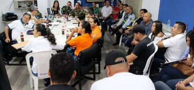 Durante la última reunión del Comité Municipal de Gestión del Riesgo de Desastre se hablaron, principalmente, de los planes de contingencia y los decretos de 'calamidad pública'.