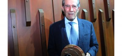 Alberto Montoya Puyana, rector Universidad Autónoma de Bucaramanga.