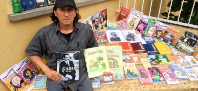 'Duzel' es un escritor  metropolitano que lanzará dos libros infantiles 'Gabytto' e 'Isa, La Reina de la Poetisa' inspirados en el Nobel y Shakira.