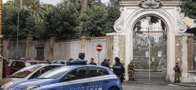 Investigan hallazgo de restos humanos en edificio del Vaticano