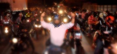 Autoridades no permitirán caravanas de motos en la celebración de brujas en Bucaramanga