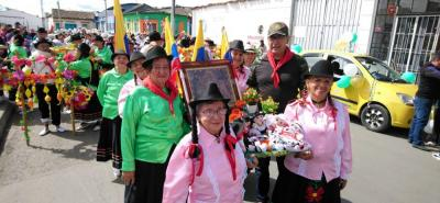 Durante 14 años este grupo de danzas se vienen presentando en eventos nacionales y departamentales.