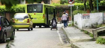 Metrolínea aún está pendiente por confirmarle a sus usuarios qué sucederá con la ruta P3, debido a los cierres viales que se tienen establecidos para la carrera 6K 'Fuente de Vida'.