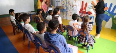 En las instalaciones del Instituto de la Buena Esperanza de Ruitoque se realizará la jornada de salud visual y oral con la presencia de 10 profesionales.