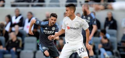 """""""Dejar en alto el nombre de Colombia es lo que me interesa"""", santandereano Eduard Atuesta en la MLS"""