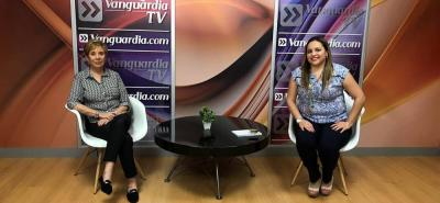 La actriz habló con una de nuestras periodistas sobre los Premios Macondo.