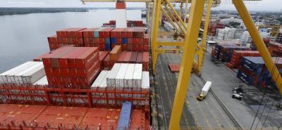 Las exportaciones crecieron 3,8% en septiembre y llegaron a US$3.499 millones.