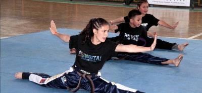 Las artes marciales, en las modalidades de katas y combate, tendrán mañana una ardua e intensa jornada de competencia en el coliseo Edmundo Luna Santos.