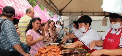 La gastronomía ancestral busca convertirse en un atractivo turístico en la localidad.