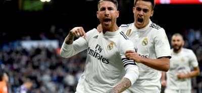 El Real Madrid vuelve a ganar en LaLiga seis partidos después