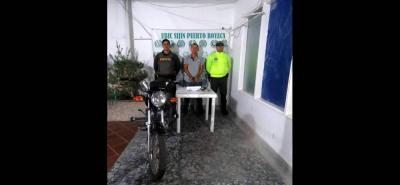 Suministrada / VANGUARDIA LIBERALEste es el hombre acusado de varios hurtos ocurridos recientemente en la jurisdicción de Puerto Boyacá. En uno de ellos hirió con un arma de fuego a un comerciante portuario.