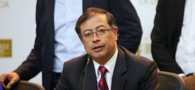 Gustavo Petro pidió unión de los partidos para hundir IVA a la canasta familiar
