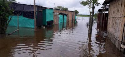 Inundación dejó 60 familias afectadas en Puerto Wilches, Santander