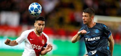 Otra derrota que pone en crisis al Mónaco de Falcao