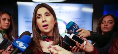 Ministra de Educación pide retomar el diálogo por la educación superior