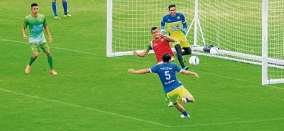 Atlético Bucaramanga prepara su compromiso del próximo domingo ante Rionegro Águilas, donde intentará conseguir una victoria que lo asegure entre los cuatro mejores de la Liga Águila, para terminar de local la fase de cuartos de final.