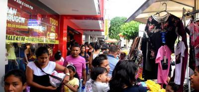 Según Fenalco, el año pasado los comerciantes y compradores gozaron en Barrancabermeja de una temporada de fin de año sin hechos que alteraran la tranquilidad, lo cual a juicio de su presidente, se debió al refuerzo en el número de policías que cuidaron el sector.