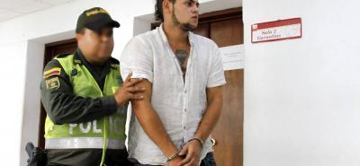 Harold Yesid Rubiano Flórez, de 20 años, deberá responder por hurto agravado y calificado. Su cómplice se dio a la fuga.
