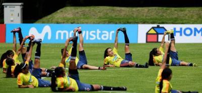 La selección Colombia de fútbol femenino debuta hoy, a partir de las 5:00 p.m., en el Mundial de Uruguay categoría sub 17. El elenco nacional busca avanzar de ronda por primera vez.