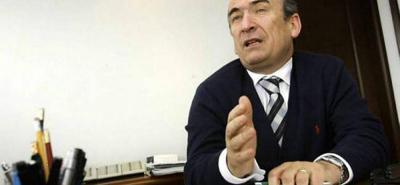 """El Fiscal señaló que su """"relación personal con el doctor Pizano, no podía interferir en la indagación del Carrusel de la Contratación de Bogotá""""."""