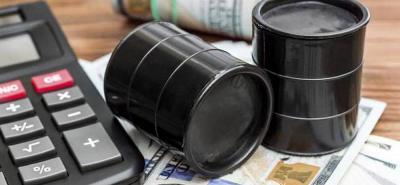 Aye el dólar subió a máximos de 16 meses a nivel global y se cotizó en promedio a $3.197,20, el petróleo Brent y WTI llegó a pérdidas de hasta el 7%.