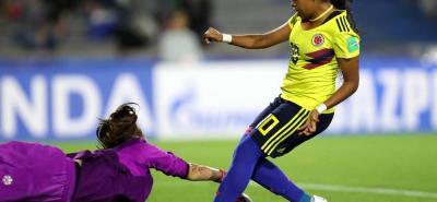 Canadá consiguió una victoria clave para sus aspiraciones en la Copa Mundial Femenina Sub 17 de la Fifa Uruguay 2018, luego de vencer a Colombia por 3-0.