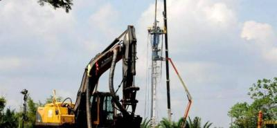 La zona del Magdalena Medio continúa siendo el foco de Ecopetrol para poder realizar el programa piloto de explotación de hidrocarburos no convencionales vía fracking.