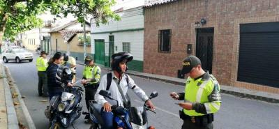 Peatones, ciclistas y motociclistas son los más vulnerables en las vías. En temas de siniestralidad, ellos engrosan la deshonrosa lista de víctimas fatales.