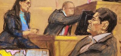 Miguel Ángel Martínez afirmó que recibía la droga para enviarla a Estados Unidos y debía hacer los pagos.